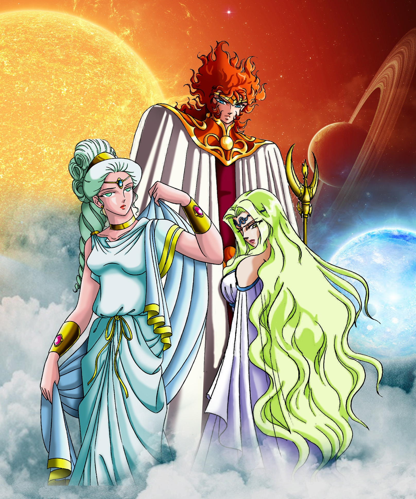 hermes and apollo fanfic