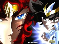 Seiya VS Apollon