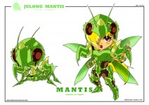 Mantis Julong