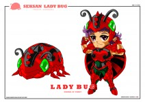 Lady bug Seksan
