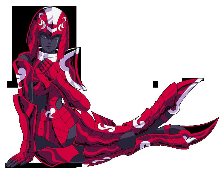 [Dicembre 2012]Cloth Myth Siren Tetis Sirene